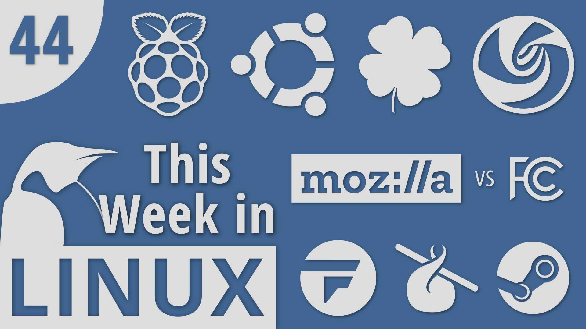 Episode 44 | This Week in Linux – TuxDigital